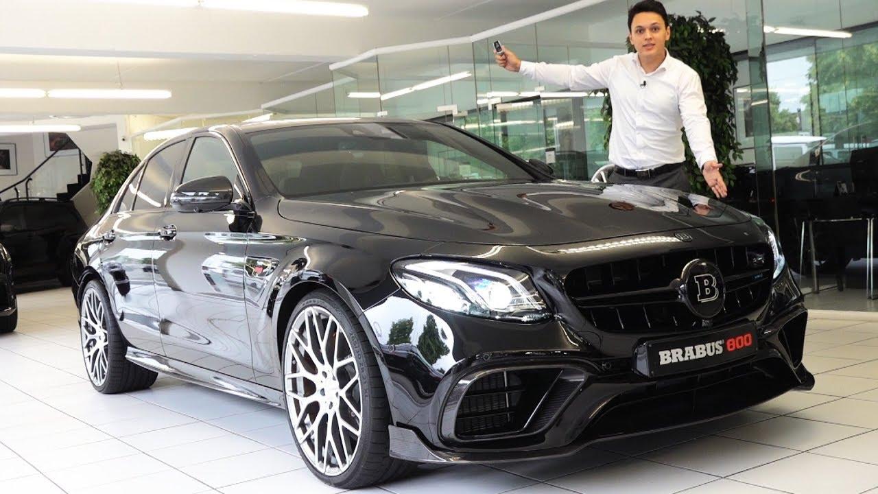 Новый Mercedes AMG E63 2019 - фото, характеристики, цена рекомендации