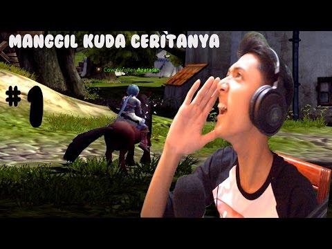 Dragon Nest Gemscool Indonesia - HAII KUDA HAII!!!