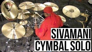 Sivamani - Cymbal Solo