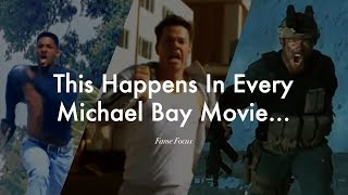 5 Things That Happen in Every Michael Bay Movie