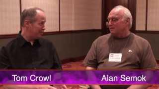 Ventriloquist Alan Semok Interview Part 7