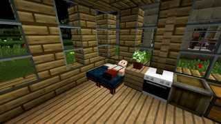 Minecraft L.E.Z.A. Piktas senis.