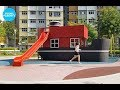 This ship-themed HDB playground in Sembawang is so cool!