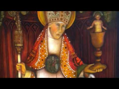 St. Hugh of Lincoln - A medieval account of the miraculous healing of a knight at St. Hugh