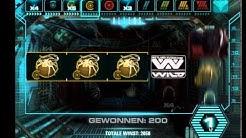 Aliens slot, 10,000 big win in bonus game!!!