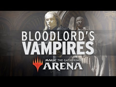 Do Vampires Still Suck? | M20 Deck Guide [Magic Arena]