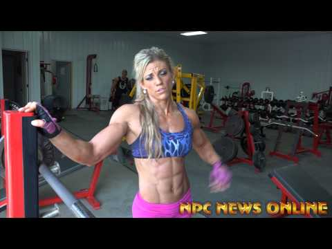 Autumn Swansen Nutrition, Weights and Measurments Video