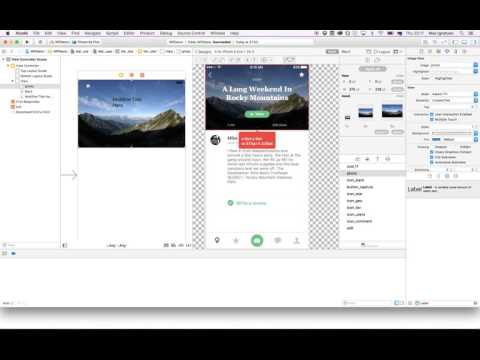 Apply styling to views in Interface Builder with Sympli