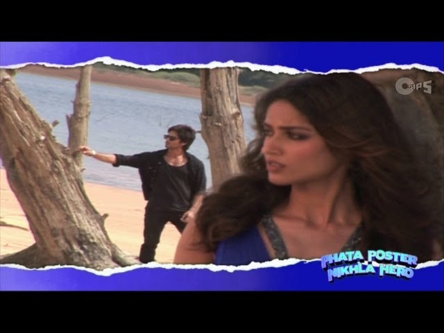 Mere Bina Tu Song Making - Phata Poster Nikla Hero Behind the Scenes Travel Video