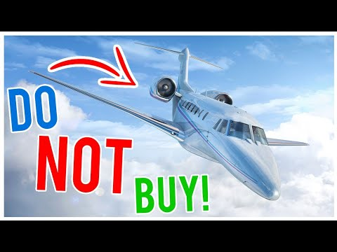 3 Reasons NOT To Buy A Private Jet