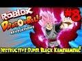 Tubidy DESTRUCTIVE SUPER BLACK KAMEHAMEHA! | Roblox: Dragon Ball Online Revelations (Kai Race) - Episode 8