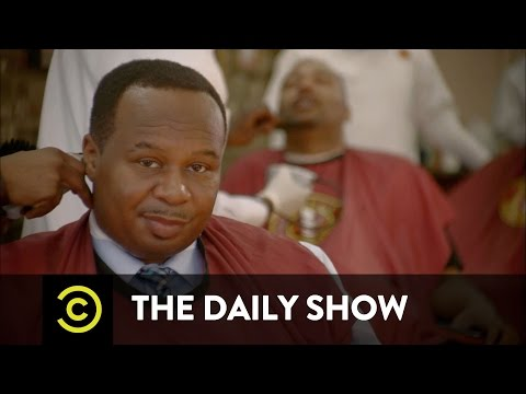 Black Eye on America - What Is Black Twitter? The Daily Show