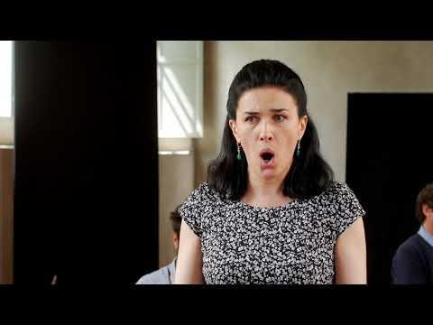 Lena Mamgetova sings Haendel: Vivi, tiranno