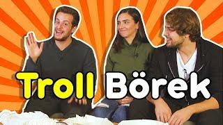 TROLL MUTFAK - Rakibinin Böreğini Trolle