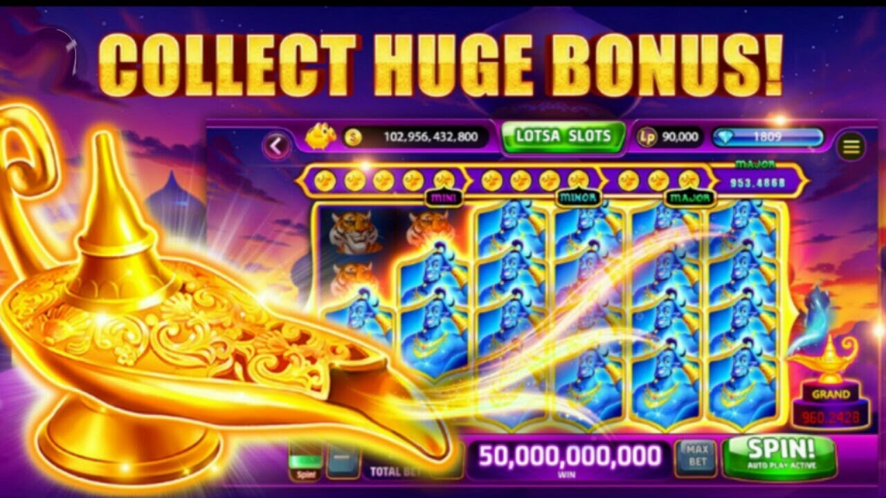 Lotsa Slots Real Money