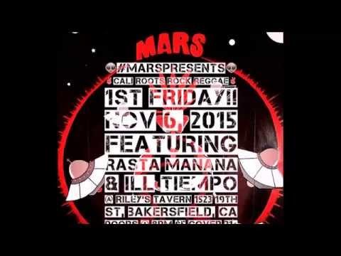 Mars Presents (Riley's Tavern)