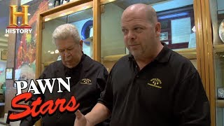 Pawn Stars: D-Day Battle Plans and After Action Reports (Season 4) | History