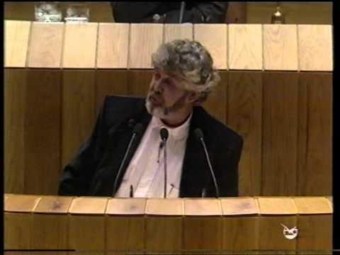 Sesión de investidura de Fraga 1993. Irtenvención de X. M. Beiras (parte 1)