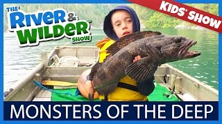 UGLIEST FISH IN THE WORLD | KIDS SHOW