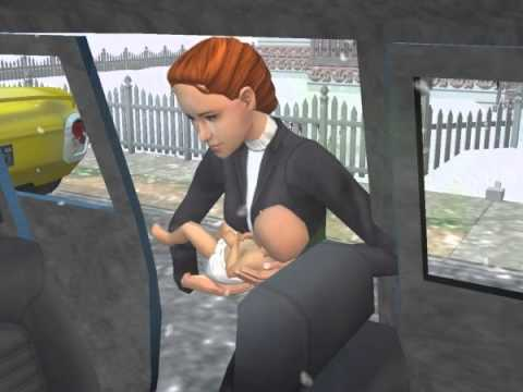 The Sims 2: Assistente Social/Social Worker Theme
