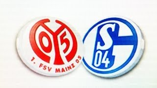 FSV Mainz 05 U9 vs. FC Schalke 04 U9 2:1;Halbfinale NLZ-Leistungsvergleich08.12.2013 Mönchengladbach