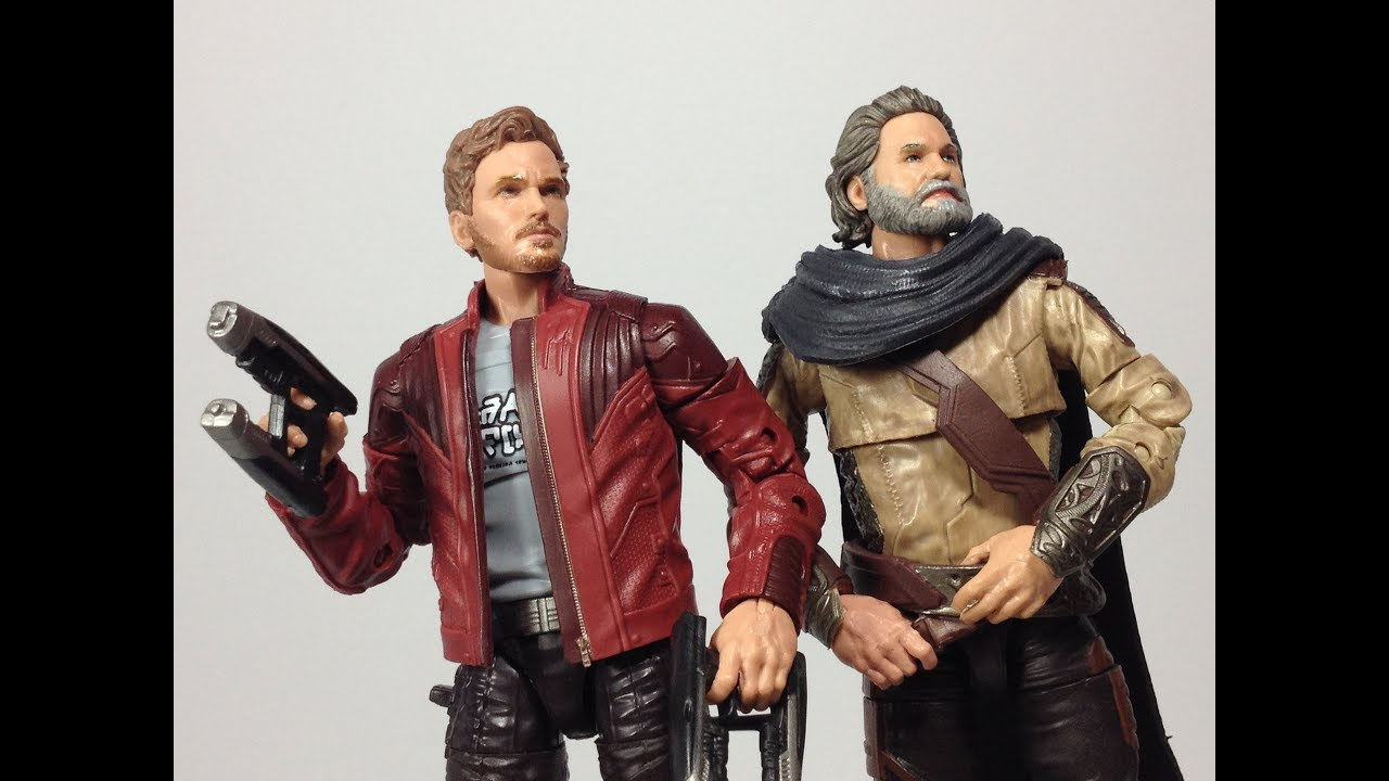 """Marvel Legends Guardians of the Galaxy Vol 2 2 Pack Ego 6/"""" action figure"""