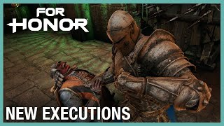 For Honor: New Executions | Weekly Content Update: 10/31/2019 | Ubisoft [NA]