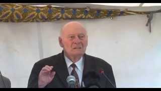 Fr  Ewald FRANK à Kigali Dimanche 10 Aout 2014