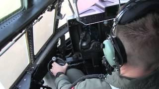 C-130 flight to Tacloban (Part 1 of 2)