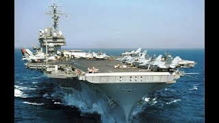 This U.S. Aircraft Carrier Was On Exercise In 2006 When An Unexpected Guest Left The Navy Red-faced thumbnail