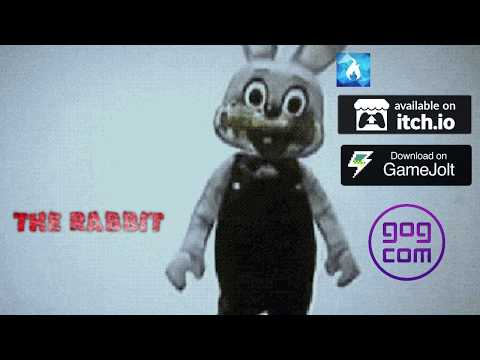 The Rabbit Horor Indie Game TRAILER