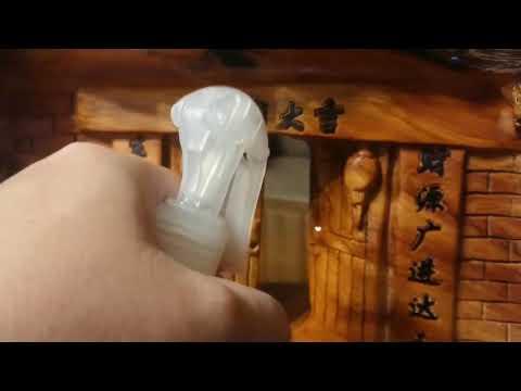 檜木護木保養精油(三瓶一 組)