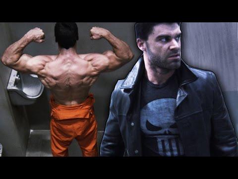 Punisher Prison Bodyweight Workout