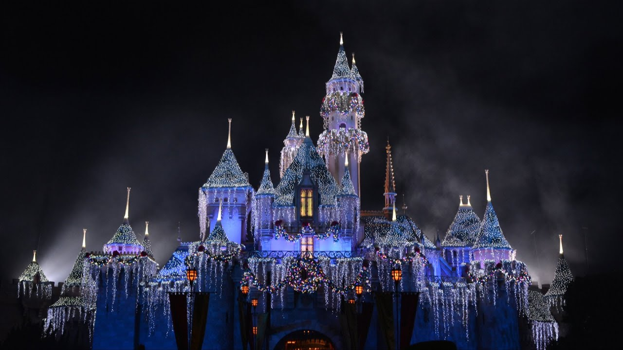 Believe In Holiday Magic Fireworks Spectacular At