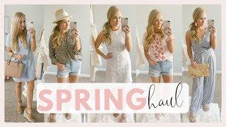 SPRING CLOTHING HAUL 2019 | WHATS NEW TO MY WARDROBE |  Amanda John