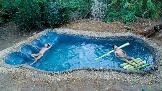 Build Swimming Pool Underground-Part 2