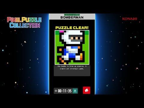 PIXEL PUZZLE COLLECTION 1