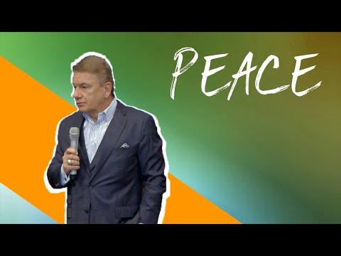 PEACE   Senior Pastor: Tim Bagwell   Word of Life Christian Center