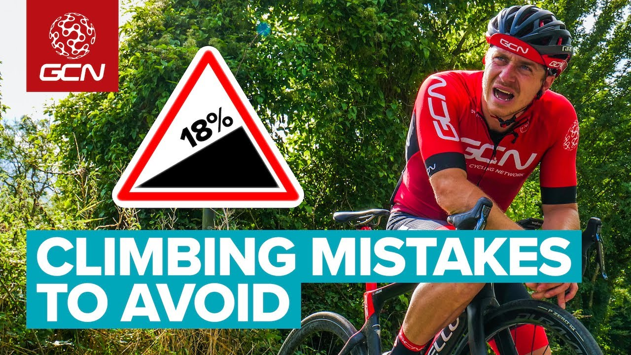 Download Climb Like A Pro! | Top 5 Climbing Mistakes To Avoid On The Bike