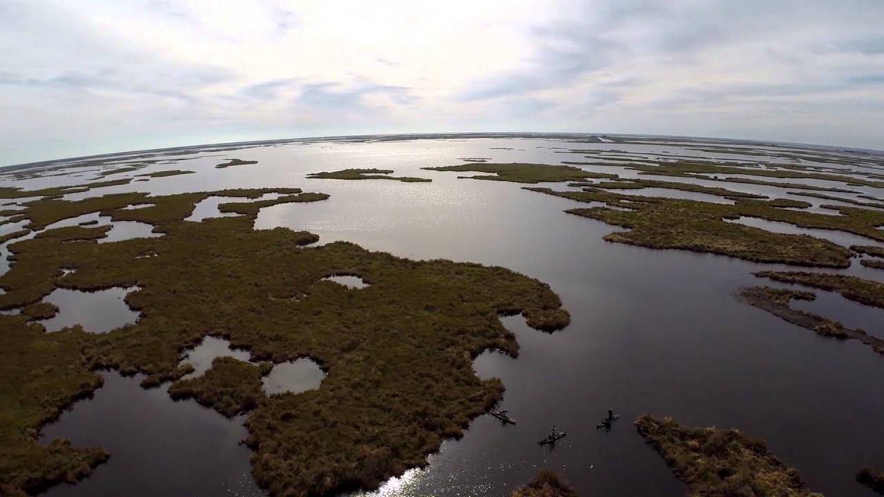 Kayak fishing louisiana drone shots youtube for Kayak fishing louisiana
