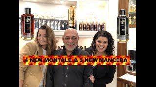 NEW 5 Mancera Red Tobacco & 4 Montale Arabians REVIEW with Josie & Olya + GIVEAWAY (CLOSED)