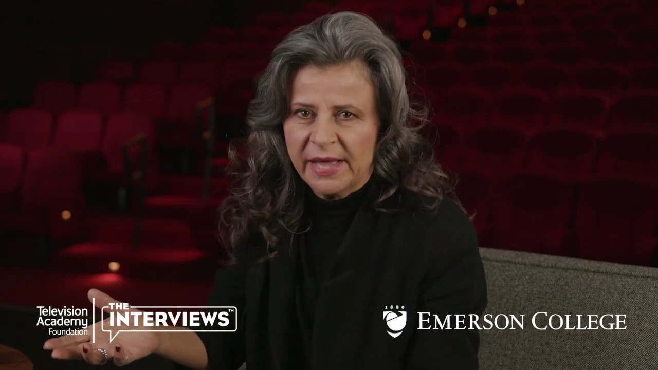 Tracey Interviewed for Television Academy