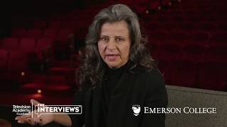 Tracey Ullman Interview Part 1 of 3 - TelevisionAcademy.com/Interviews