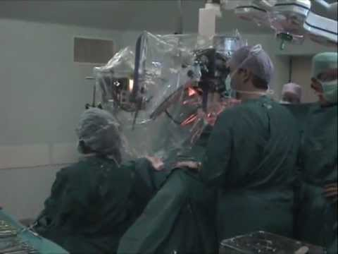 Purdue technology used in first fluorescence-guided cancer surgery