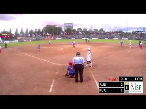 Game 36: Puerto Rico vs Russia