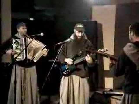 The franciscan friars of the renewal band!