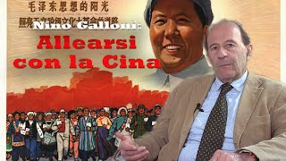 Nino Galloni: non bisogna avere paura di allearsi con la Cina