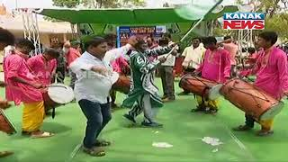 Odisha Election 2019: BJD Workers Celebration At Party Office