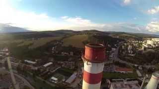 Zlin - From The Air - Komin