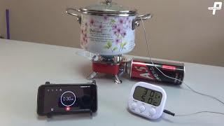 Кухонный термометр с таймером TK0901 обзор